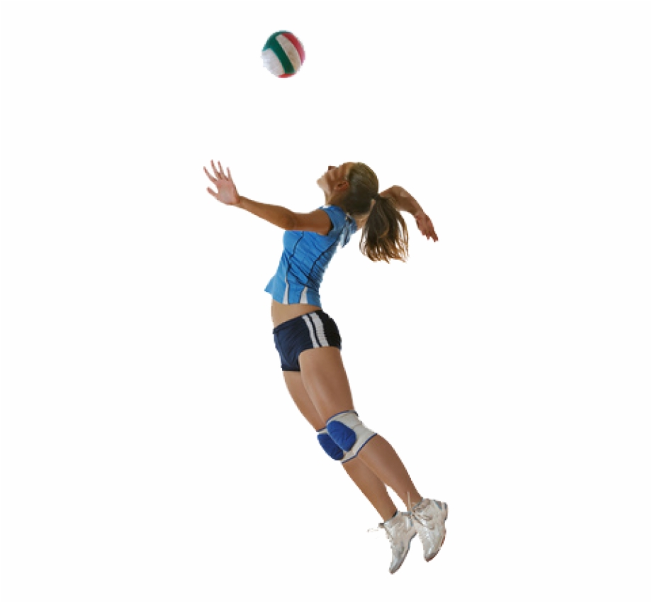 Volleyball Player Png, Download Png Image With Transparent.