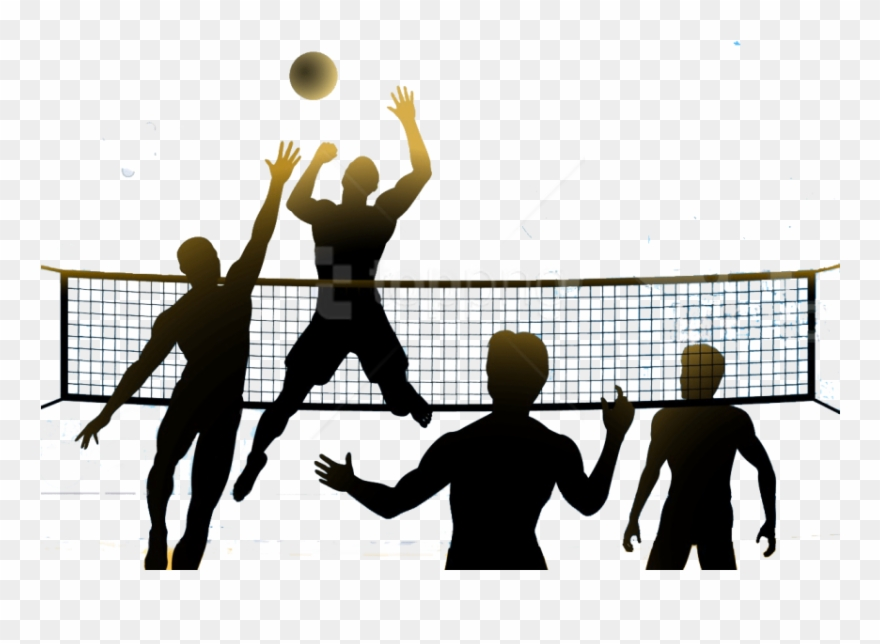 Team Clipart Volleyball.