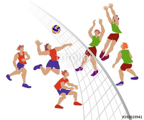 Clipart volleyball wallyball, Clipart volleyball wallyball.