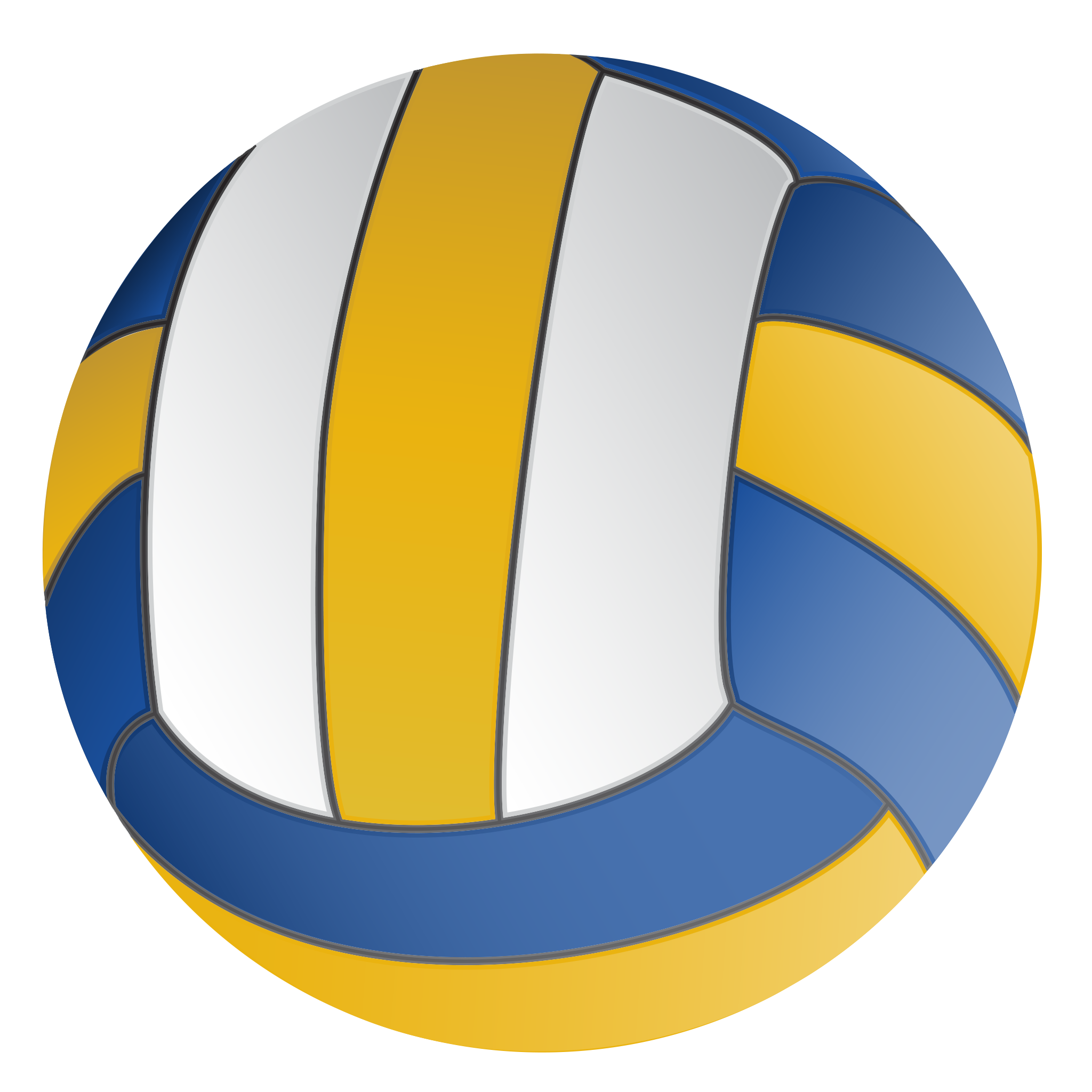 Volleyball PNG Photo Background.
