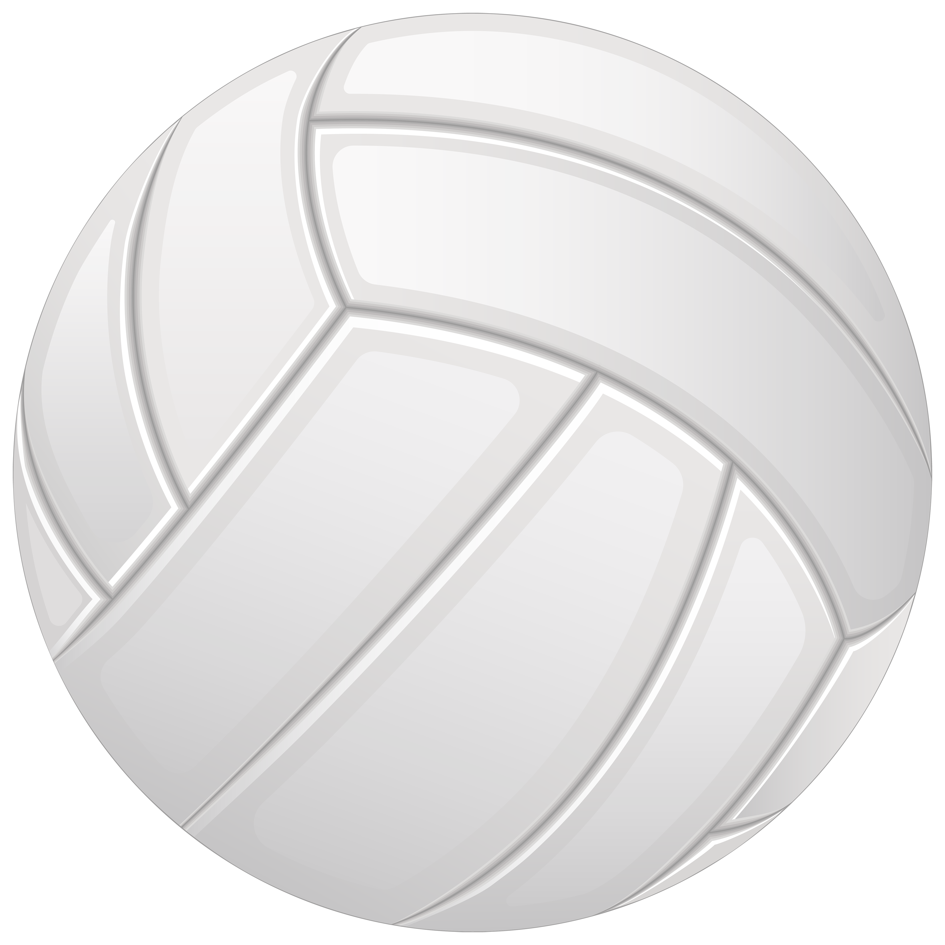Volleyball PNG Clipart.