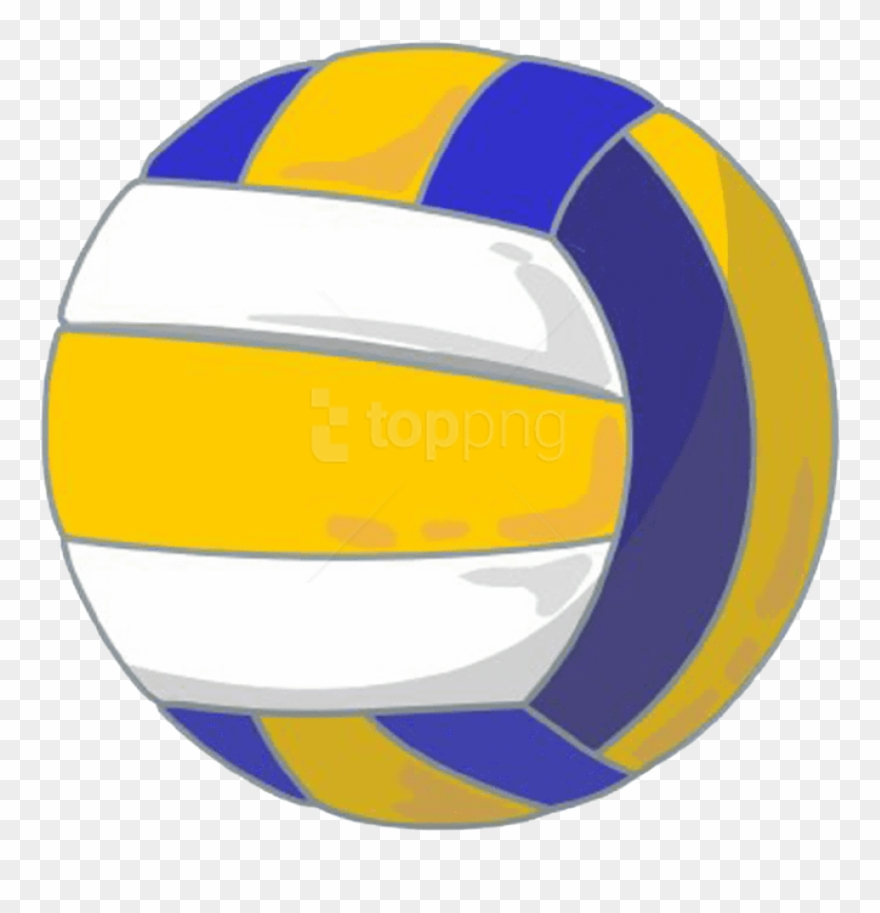Volleyball Png.