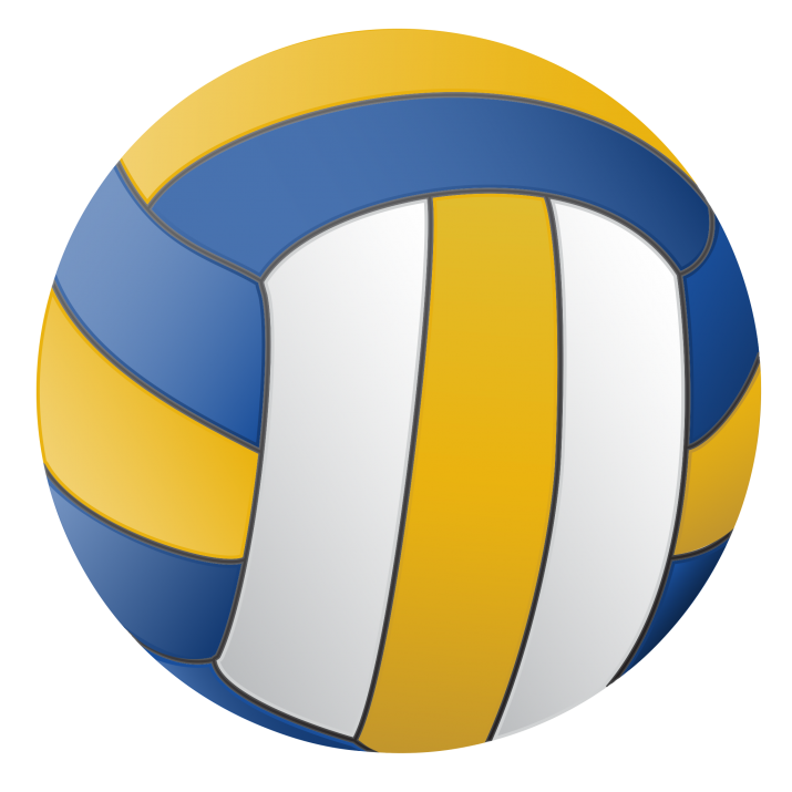 Volleyball on Png Background Free Download searchpng.com.