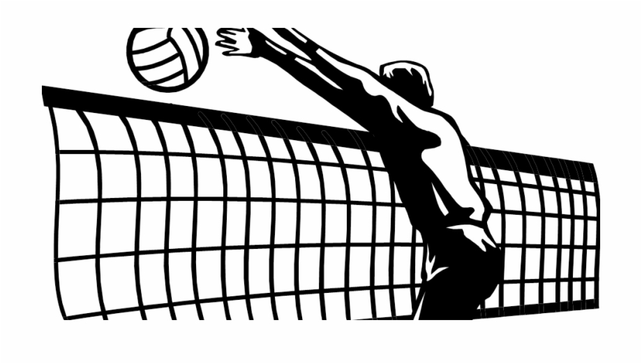 Net Clipart Volleyball.