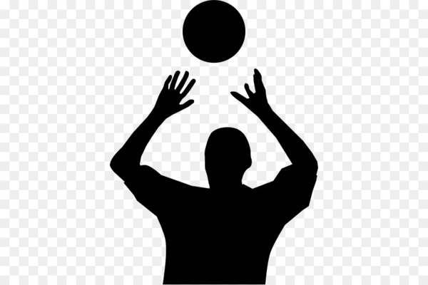 Volleyball spiking Beach volleyball Sitting volleyball Clip art.