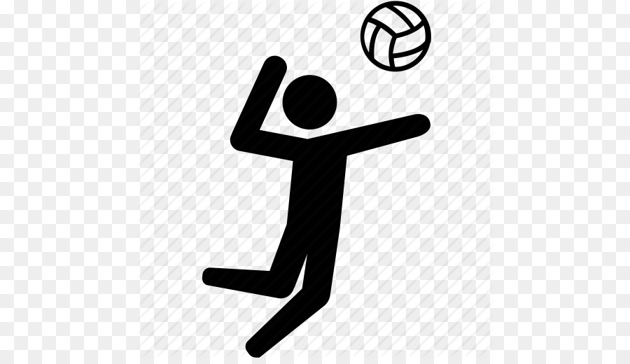 Volleyball Computer Icons Sport Clip Art #66550.