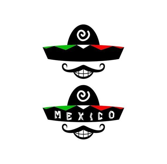 Sombrero SVG, Cinco De Mayo SVG, sombrero clipart, cinco de.