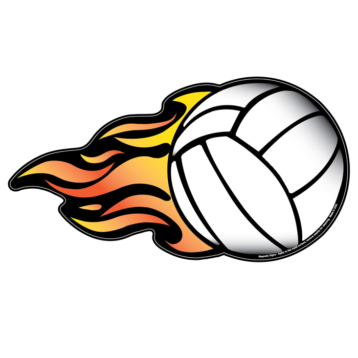 2030 Flames free clipart.