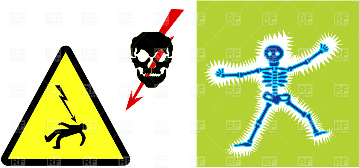 Voltage Clipart.