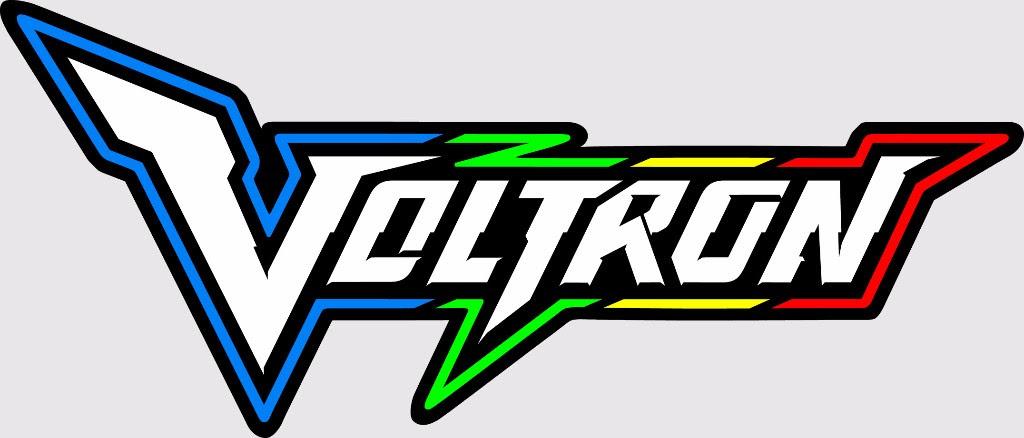 Voltron Logos.