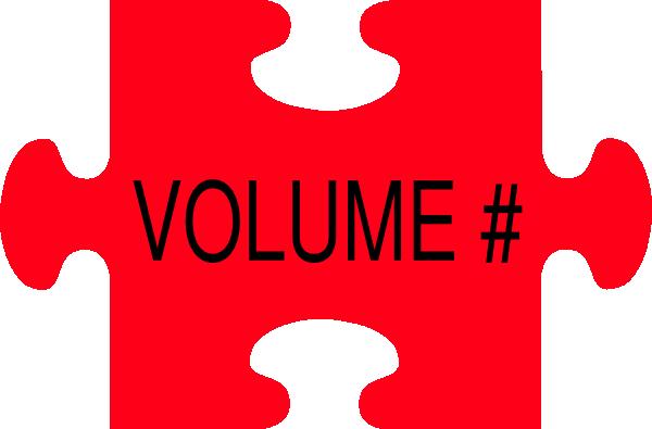 Volume Clipart.