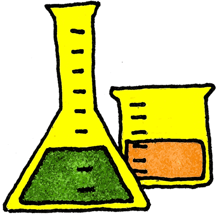 Volume science clipart.