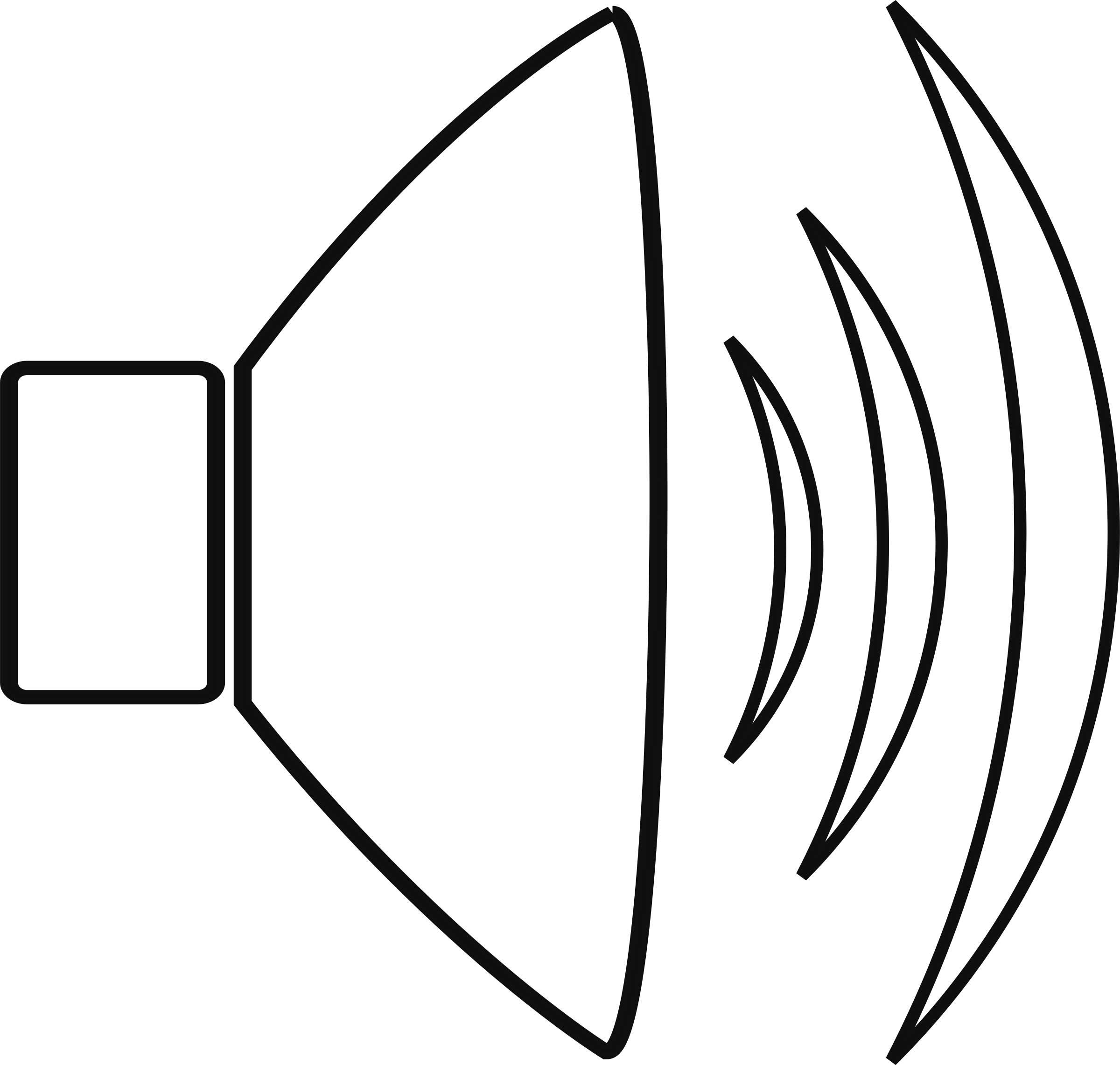 Loud sounds clipart black and white 3 » Clipart Station.