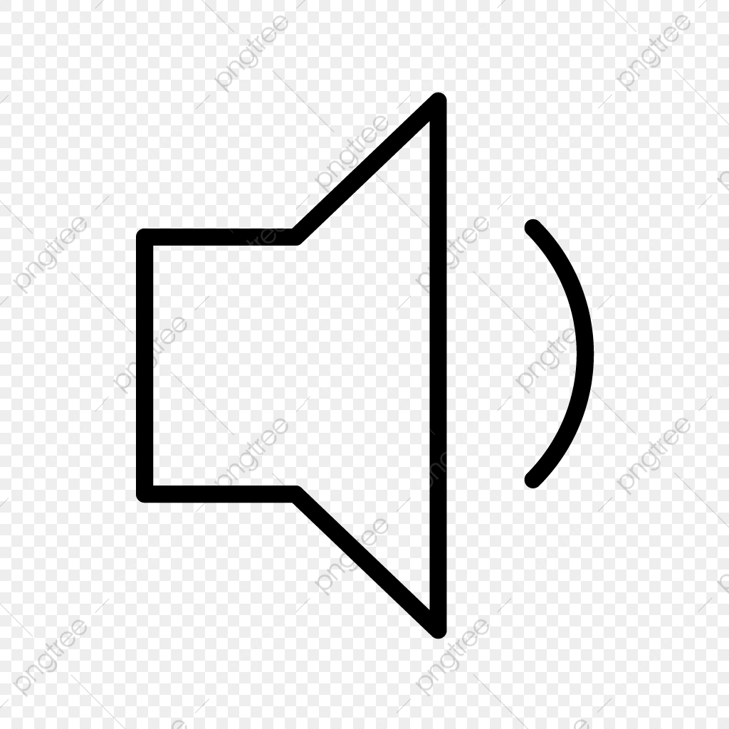 Vector Low Volume Icon, Low, Music, Sound PNG and Vector with.