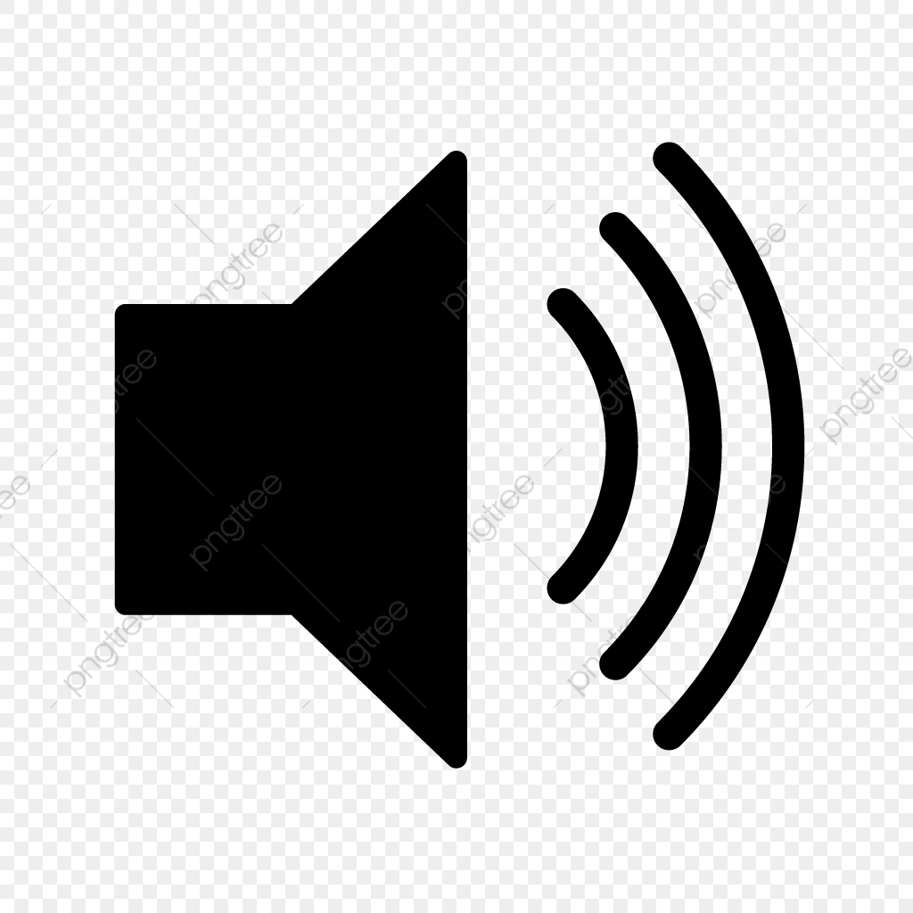 Vector High Volume Icon, High, Music, Sound PNG and Vector with.
