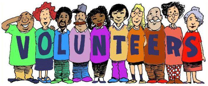 Volunteering clipart field trip, Volunteering field trip.