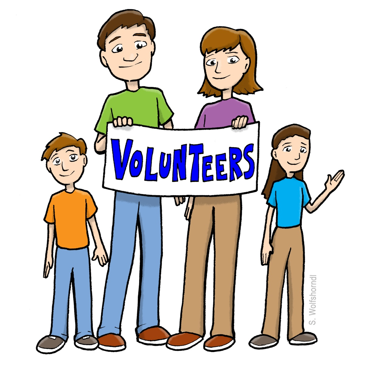 Free Volunteering Cliparts, Download Free Clip Art, Free Clip Art on.