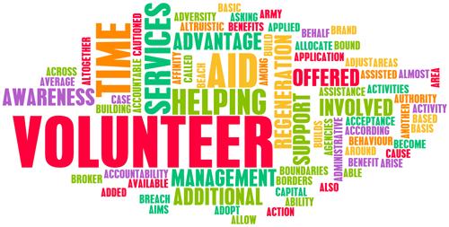 Positions Vacant Volunteers Clipart.