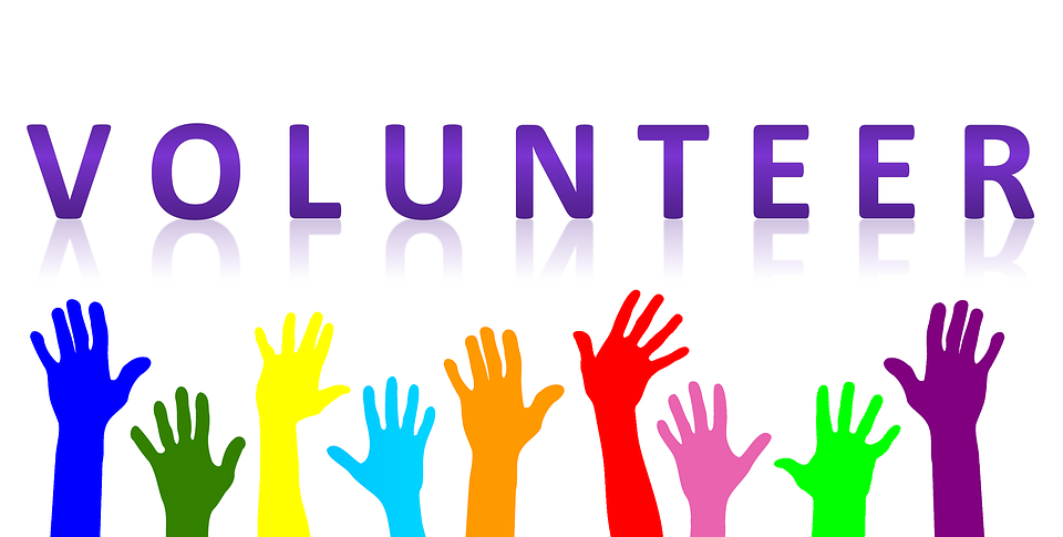 Free illustration: Volunteer, Hands, Help, Colors.