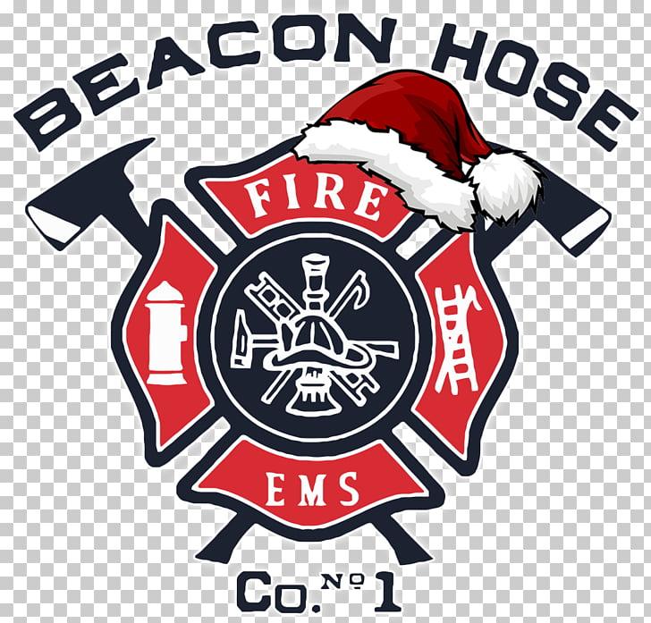 Beacon Hose Co. No. 1 Volunteer Fire Department Logo.