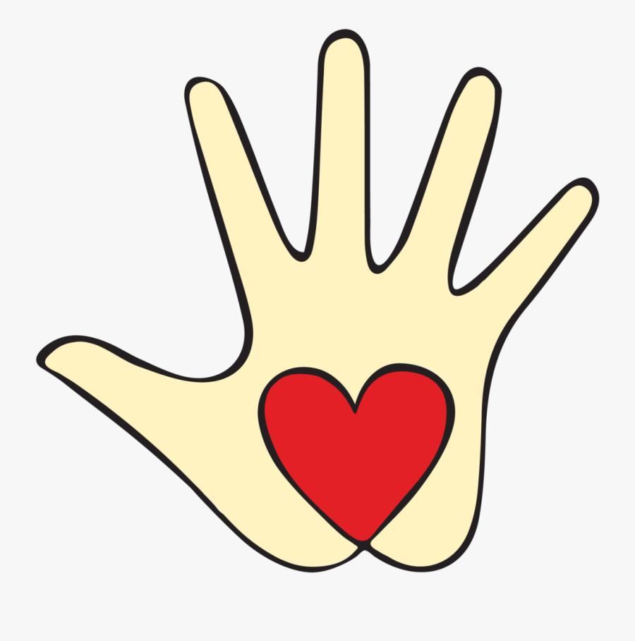 Handprint Clipart Volunteer Hand.