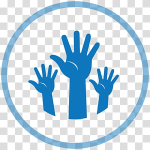 Volunteer Icon transparent background PNG cliparts free.