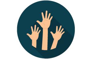Volunteer Icon, Transparent Volunteer.PNG Images & Vector.