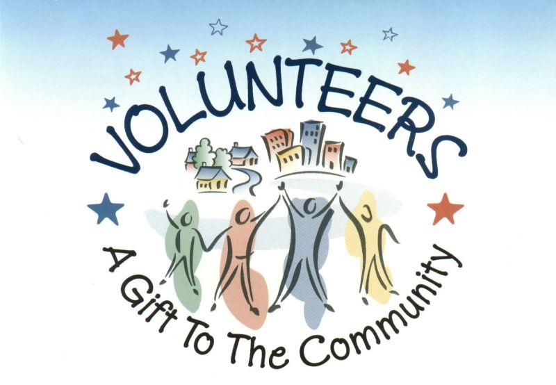Volunteer Appreciation Event Thursday, October 27, 7:30pm at.