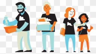 Free PNG Volunteer Clipart Clip Art Download.
