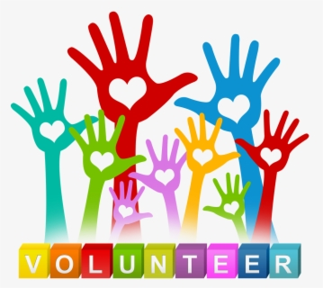 Free Volunteering Clip Art with No Background.
