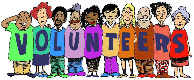 Volunteer Clip Art.