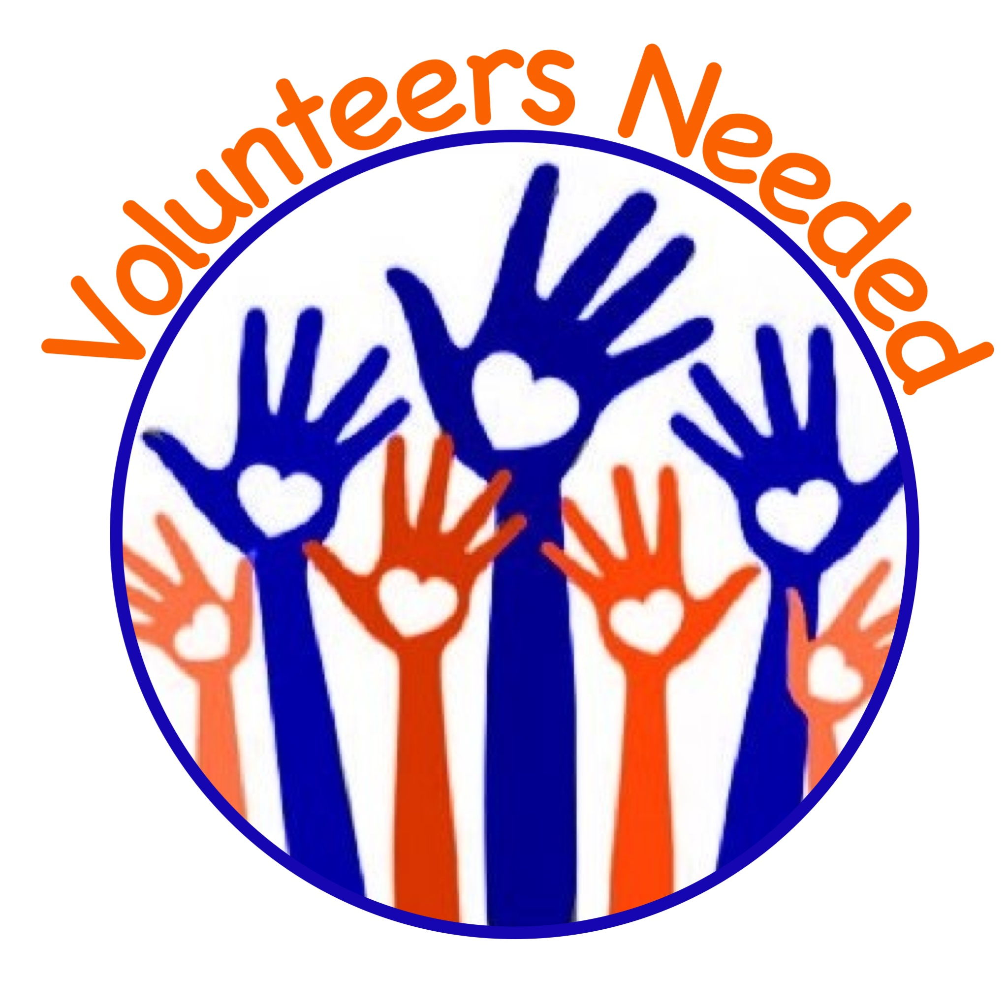 72+ Volunteers Needed Clipart.
