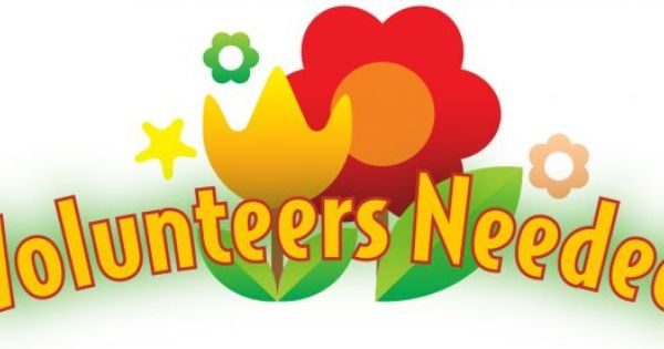 80+ Volunteers Needed Clipart.