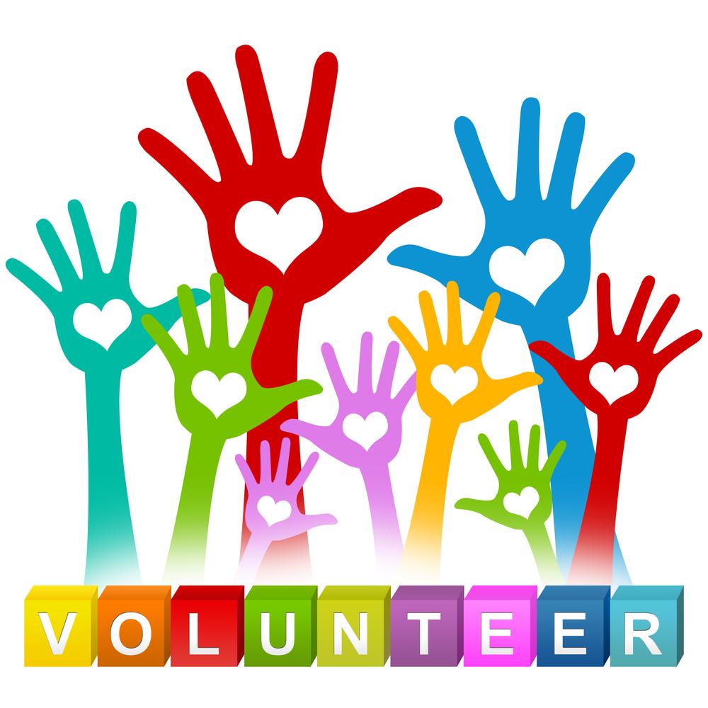 Images Of Volunteers.
