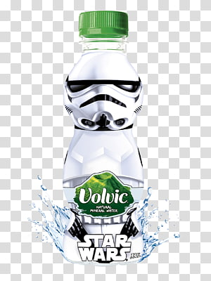 Water Bottles Mineral water Volvic Plastic bottle Liquid.