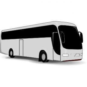 Bus Horn Clipart.