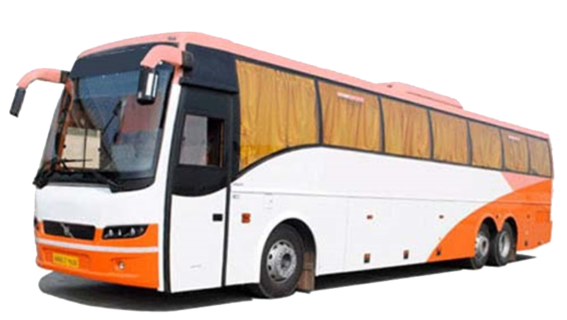 Volvo Bus PNG Clipart.