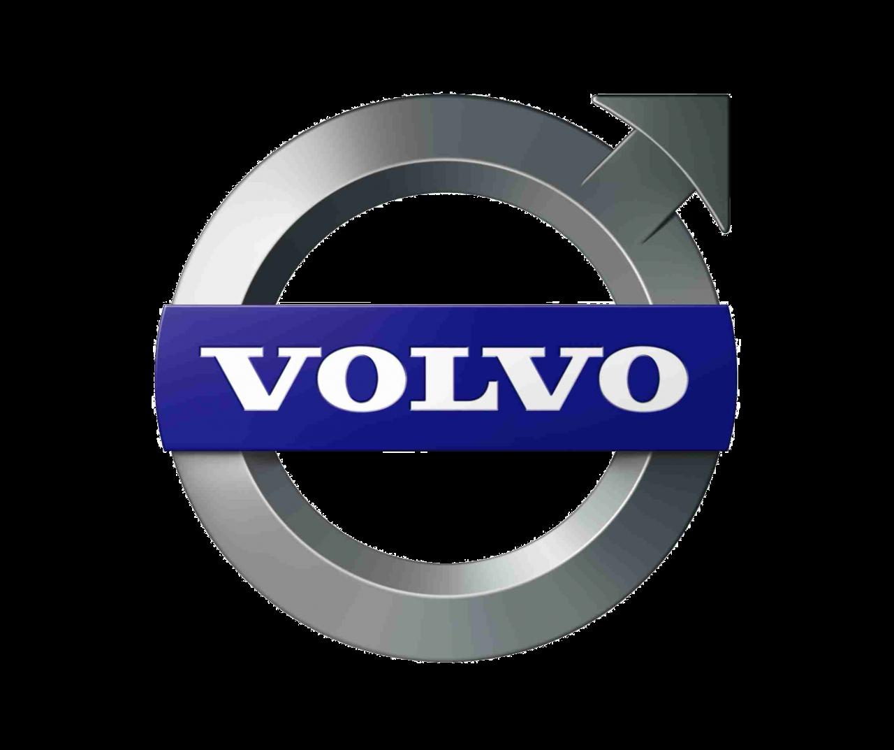 Volvo Car Logo PNG Image.