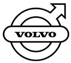 Dicas Logo: Volvo Logo.