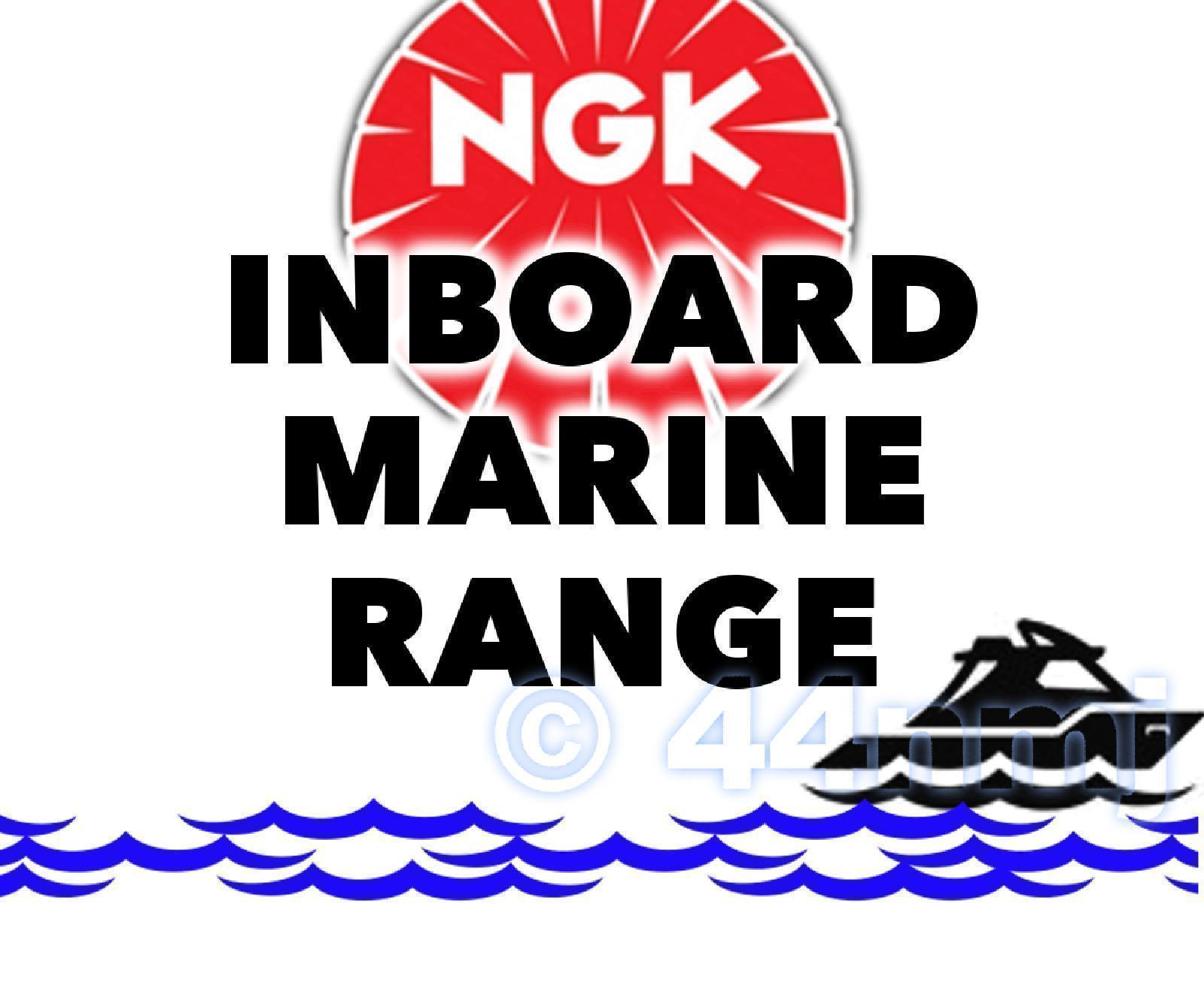 Details about NGK SPARK PLUG For MARINE ENGINE VOLVO.
