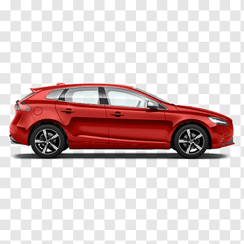 Volvo V40 Cross Country cutout PNG & clipart images.