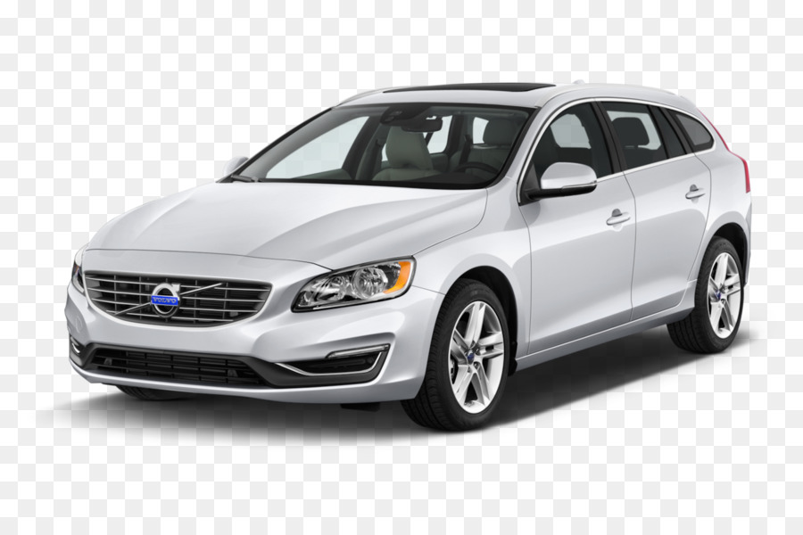 2018 Volvo V60 Family Car png download.