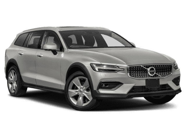New 2020 Volvo V60 Cross Country T5 With Navigation & AWD.