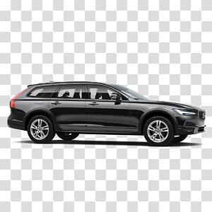 Volvo V90 Cross Country PNG clipart images free download.