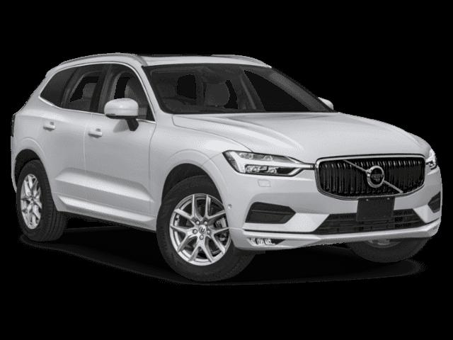 New 2019 Volvo XC60 Momentum AWD.