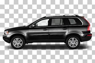 8 2012 Volvo Xc90 PNG cliparts for free download.