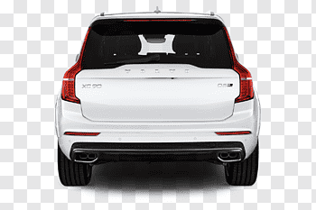 2018 Volvo XC90 Hybrid cutout PNG & clipart images.