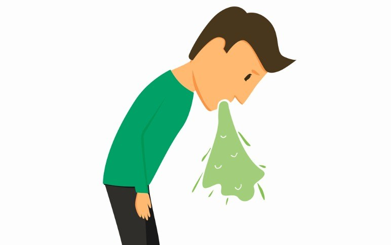Nausea and vomiting clipart 5 » Clipart Portal.