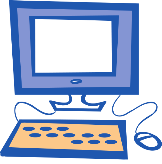 Computers Clip Art Download.
