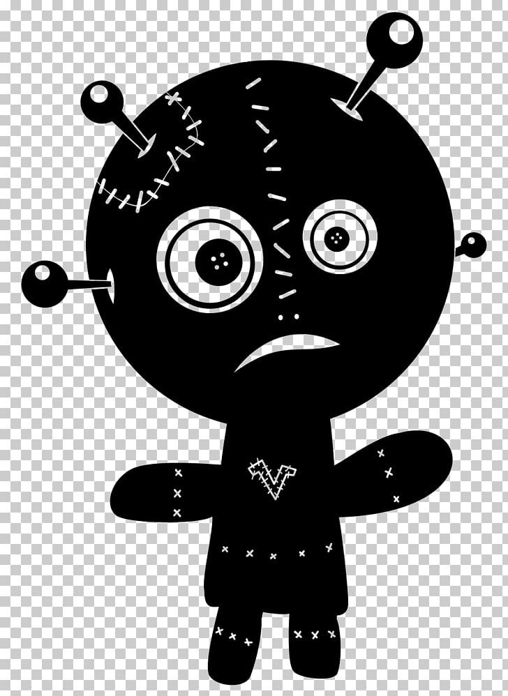 The Crucible Voodoo doll West African Vodun Black magic.